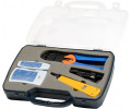 Netzwerk-Werkzeugkit Alle benötigten Werkzeuge im Koffer