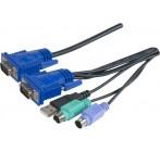 Kabel für Maus und Tastatur
